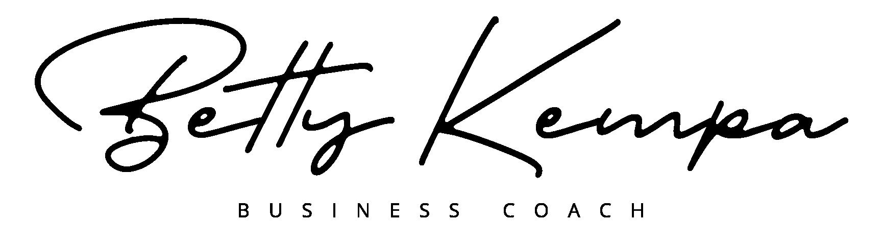 2020 Betty Kempa Logo_Logo