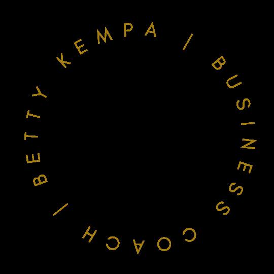 Betty Kempa Business Coach Submark
